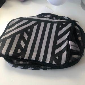 3/$15 Sephora Makeup Bag Cosmetic Bag Zipper